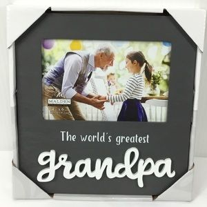 The World's Greatest Grandpa Picture Frame
